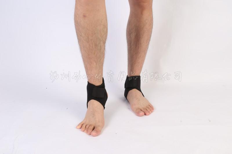 可调节护踝